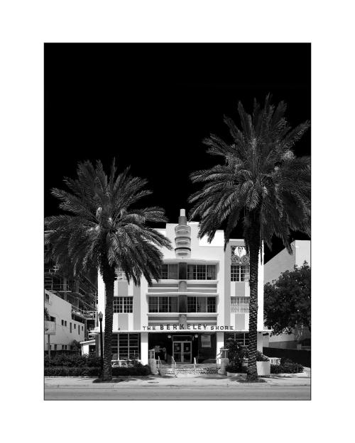 BERKELEY SHORE HOTEL, MIAMI BEACH